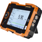 DMS Go+ Series A-Scan Thickness Gauge