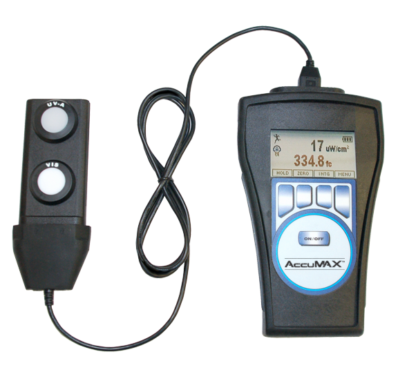Spectroline Light Meters