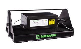 Magnaflux Introduces New Stationary LED Inspection UV Lamp for NDT Pros