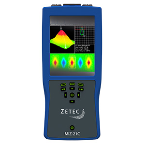 Zetec Introduces First Truly Affordable Eddy Current Instrument with Surface Array